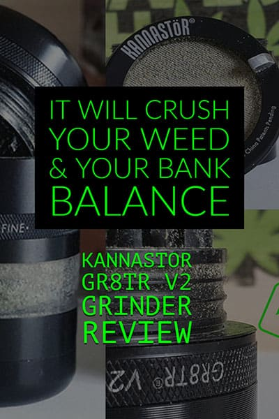 Kannastor GR8TR V2 Jar Grinder Review - Is it Worth the Price? 11