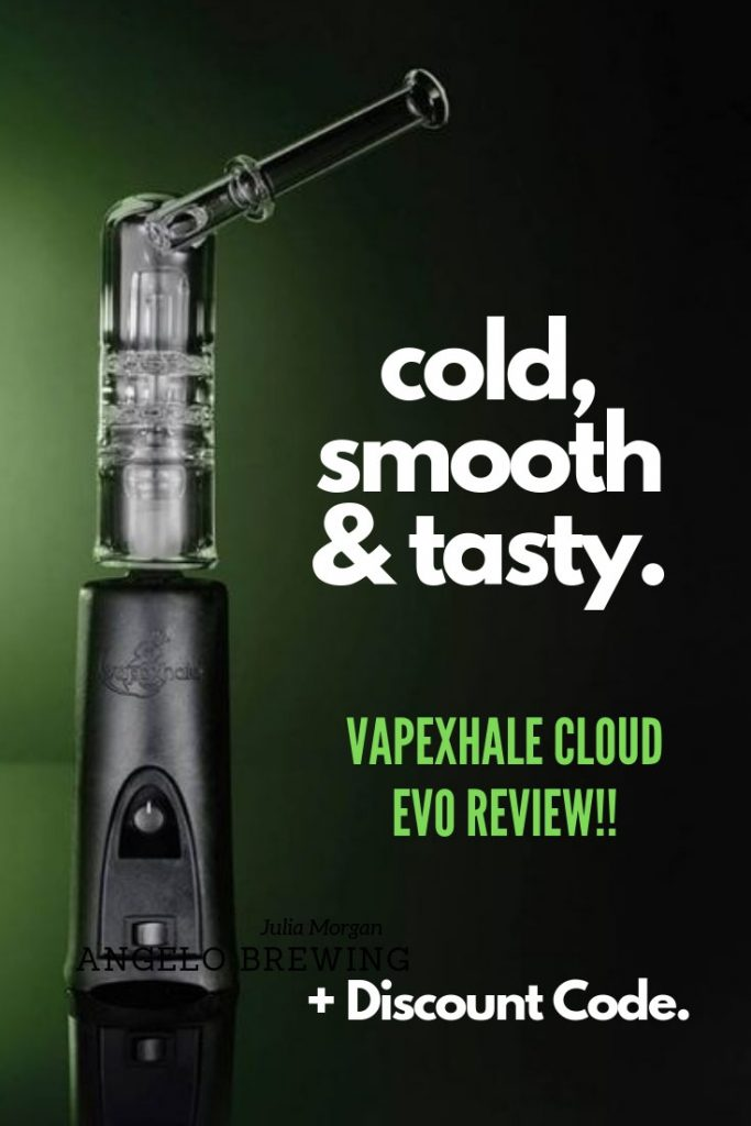 VapeXhale Cloud EVO Review With Discount Code 15
