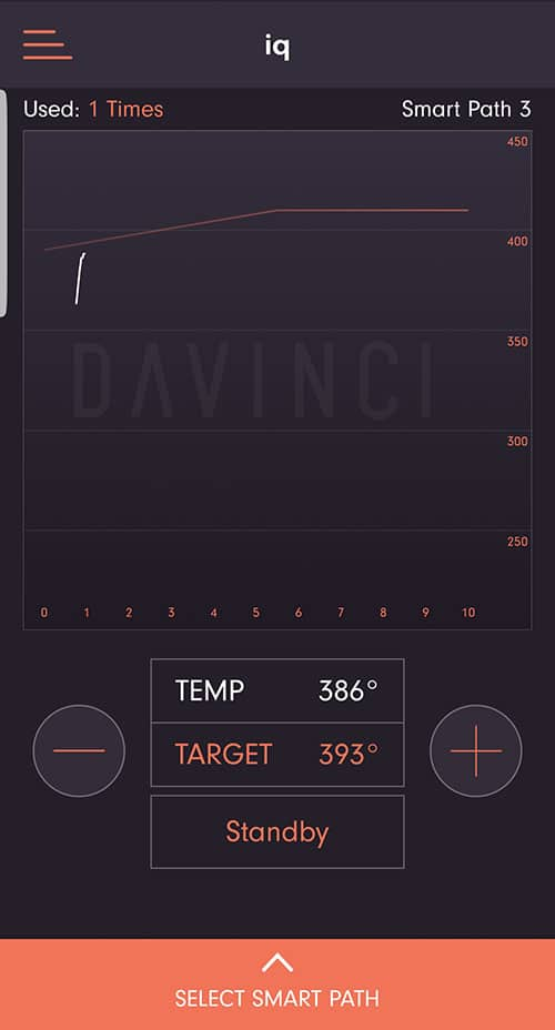 davinci iq app on the go
